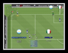 Awesome Soccer Screenshot